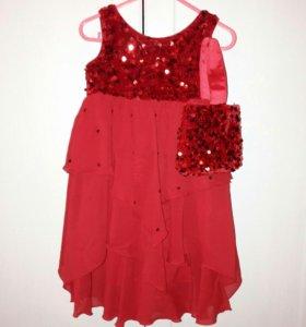 Платье Gulliver 98