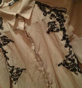 Классная рубашка 42р