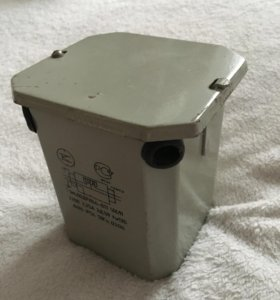 Дроссель (балластное сопротивл)для лампы ДРЛ- 400