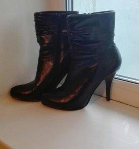 Обувь, ботинки, ботильоны
