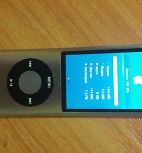 iPod nano 4 (8 ГБ)