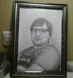 Рисую по фото