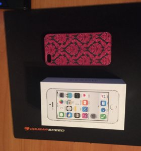 iPhone 5s серебряный 16 Gb