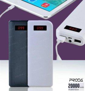 Power bank 10400mah