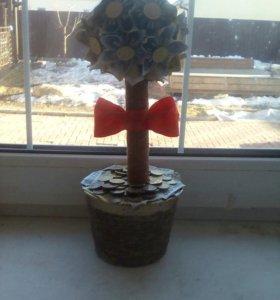 Денежное дерево!