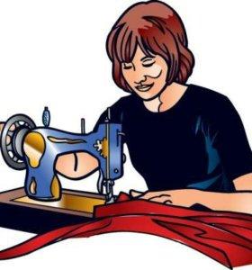 Швея (ремонт одежды)