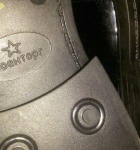 Ботинки(туфли) военные