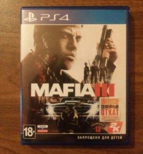 Игра для Ps 4 mafia 3