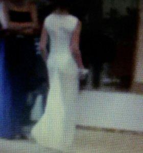 Платье бально-свадебное-выпускное пр-во Италия