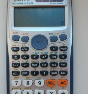Инженерный калькулятор casio fx991es
