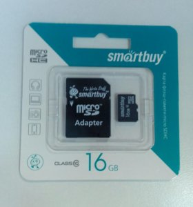 Micro SD TransFlash 16Gb
