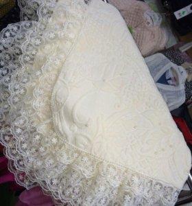 Одеяло ручной работы(новое)♥♥♥