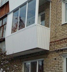 Ремонт и монтаж Балконов и окон.