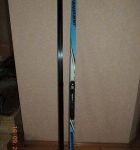Лыжи с крепление SNS 165 см, беговые новые