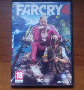 Игра на пк farcry4