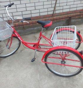 Продается 3-х колесный велосипед IZH-BIKE