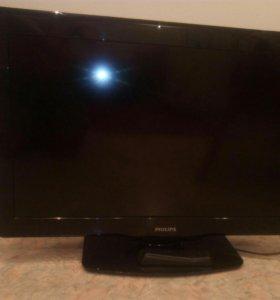 Телевизор philips 32PFL3605/60.