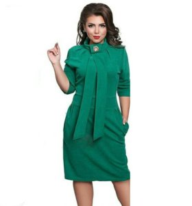 Новое платье р. 52
