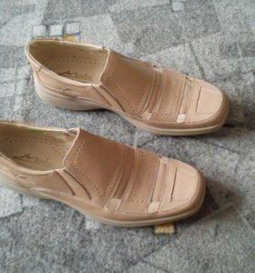 Летние сандали мужские