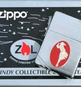 Zippo windy varga replica 1935