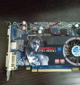 Видеокарта Radon HD 4650