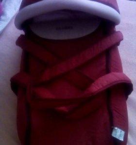 Сумка- переноска для малыша или малышки