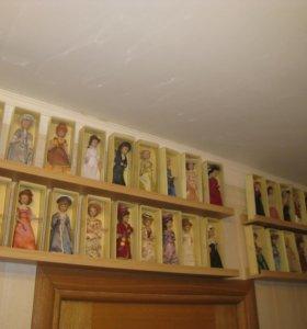 Коллекция кукол ''Дамы эпохи''