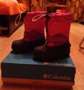 Зимние сапоги Columbia