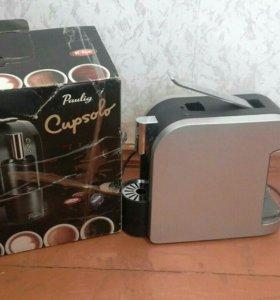 Кофемашинка капсульного види