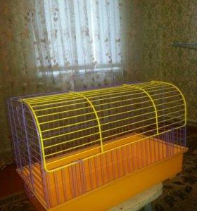 Клетка для птиц и грызунов