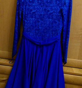 Рейтиноговое платье.