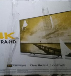 Телевизор Sony bravia 4K ultra hd