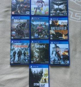 Игры для PlayStation4(PS4)