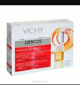 Ампулы VICHY против выпадения волос