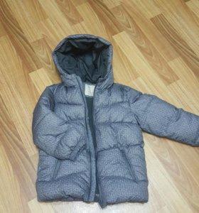 Куртка 👦 Zara Kids 6-7 лет