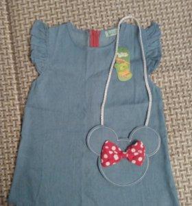 Новое платье,на девочку