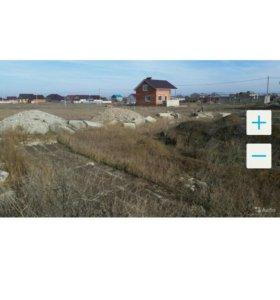 Земельный участок 6 соток в п. Новом