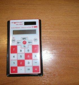 Калькулятор Silwerhof, Citizen