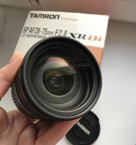 Объектив Tamron SP AF 28-75mm F/2.8 XR Di, Nikon