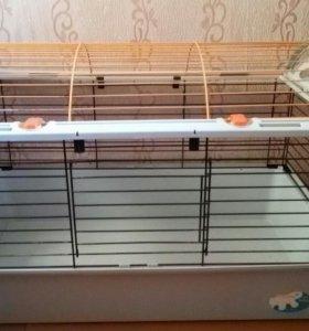 СРОЧНО продам!!! клетка для грызунов 80*50