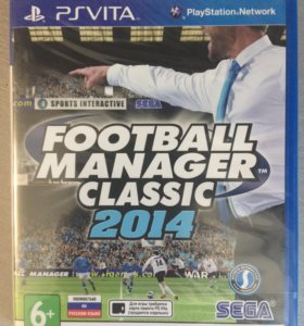 Football manager ps vita