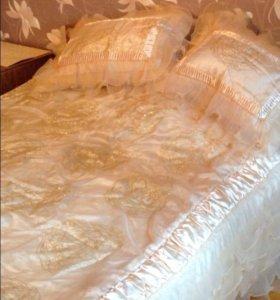 Покрывало на кровать