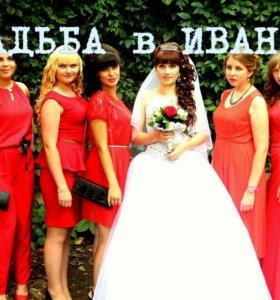 Видеосъемка свадьбы в Иваново
