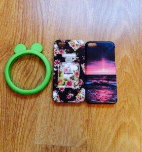 Чехлы на IPhone 5/5s/5se