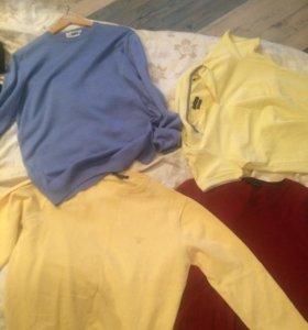 Одежда ck, gant, massimo, pull&bear, adidas