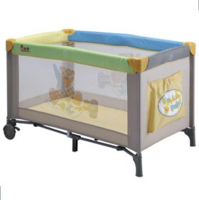 Кровать-манеж Мишки Granada
