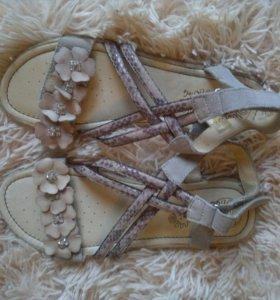 сандали 38 размер