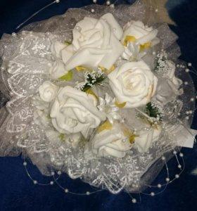 Букет... Цветы... Свадьба