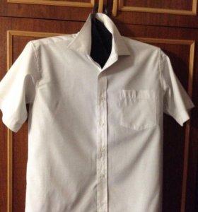 Рубашка,ворот 39; размер 48-50