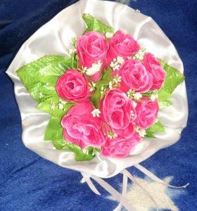 Цветы... Букеты.. Свадьба